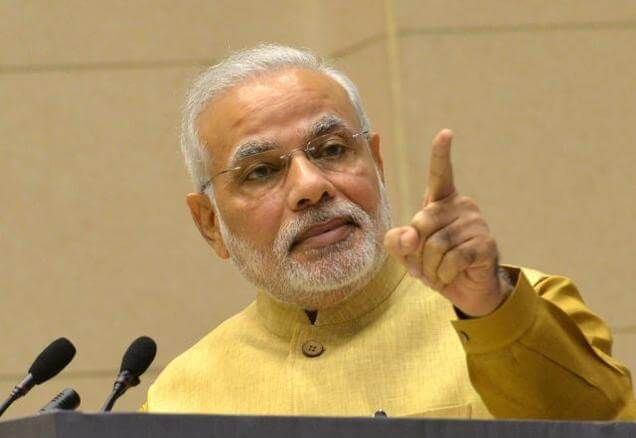 Modi slams criticism of economic policies; says govt committed to reverse it