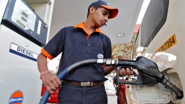 Petrol Price Crosses Rs 90 In Mumbai