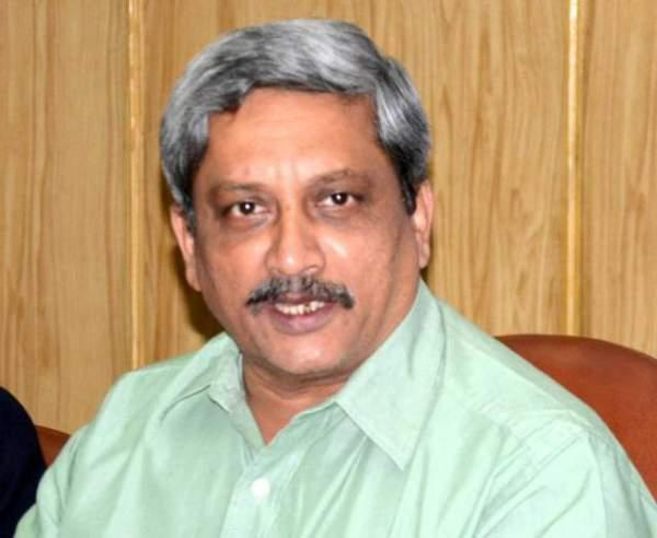 Governor appoints Parrikar as CM, asks him to prove majority