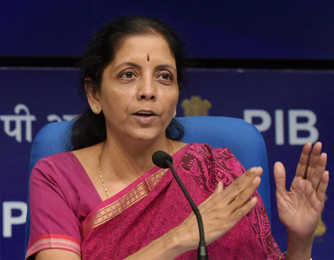 Sitharaman meets her counterparts in Philippines