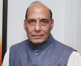 There Is No Challenge For Govt In LS Polls: Rajnath