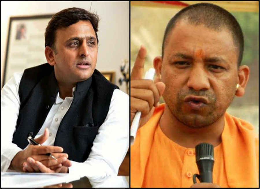 Akhilesh Yadav attacks Yogi Adityanath government over projects, jobs
