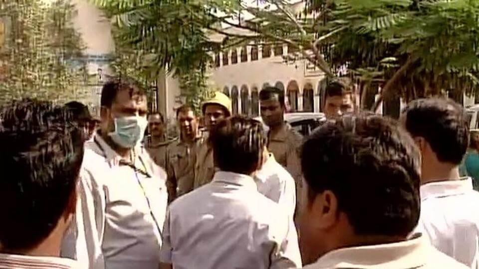 85 students hospitalised after gas leakage in south-east Delhi
