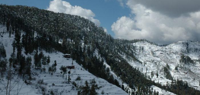Fresh Snowfall In Kashmir, Rains Lash Plains