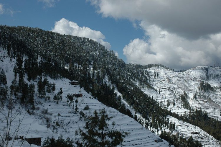 Srinagar gets season's first snowfall