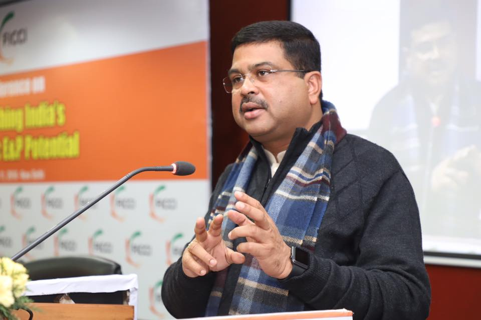 Union Minister For Petroleum And Natural Gas