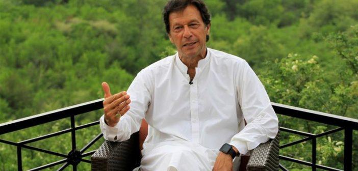 22वें प्रधानमंत्री के रूप में आज शपथ लेंगे इमरान खान