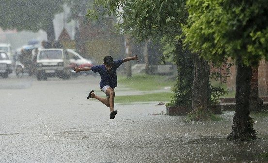 Chill Returns After Widespread Rain In State