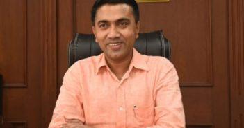 BJP's Pramod Sawant Takes Oath As Goa CM At 2am