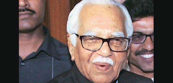 यूपी : राज्यपाल राम नाईक पीजीआई में भर्ती